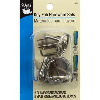 Key Fob Hardware Sets Bonus PackSilver