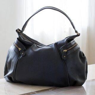 Handmade Leather 'Guanajuato' Baguette Handbag (Mexico)|https://ak1.ostkcdn.com/images/products/10137189/P17274462.jpg?impolicy=medium