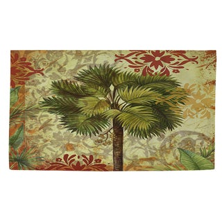Palms Pattern IV - Rug (4'x 6')