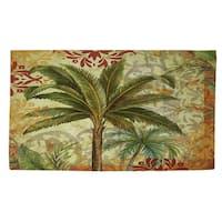 Palms Pattern III - Rug (4'x 6')