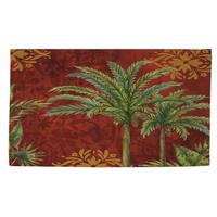 Palms Pattern I - Rug (4'x 6')