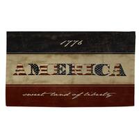 America - Rug (4'x 6') - multi