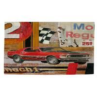 Muscle Cars I - Rug (4'x 6')