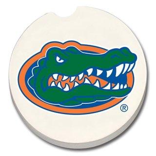 Florida Gators Absorbent Stone Car Coaster (Set of 2)