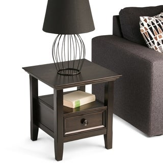 WYNDENHALL Halifax End Side Table