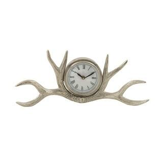 Arty Aluminum Table Clock