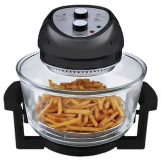 Big Boss 1300 Watt Oil-less Air Fryer with 50 plus Recipe Book and Built in Timer