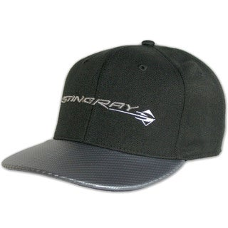 Chevy Corvette Men's Stingray Horizontal Snap-back Hat