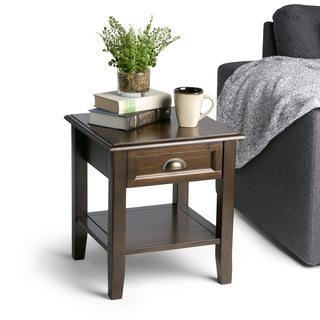 WYNDENHALL Portland End Side Table