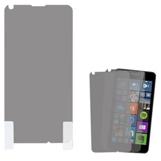 Insten Clear LCD Screen Protector Film Cover For Microsoft Lumia 640 (Pack of 2)