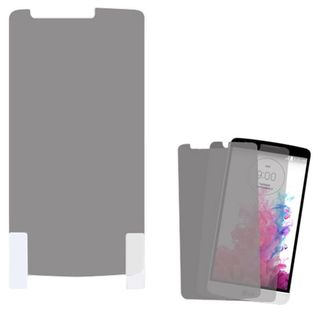 Insten Clear LCD Screen Protector Film Cover For LG G3 Stylus (Pack of 2)