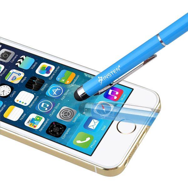 Targus iStore Dual Tip Stylus Touchscreen Device Stylus Pen Blue