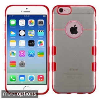 Insten TPU Rubber Candy Skin Phone Case Cover For Apple iPhone 6