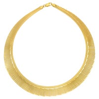 30 Inch Gold Overlay Necklaces