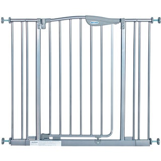 LA Baby Self-closing Safety Gate with Two (2) Extensions