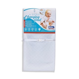 L.A Baby 4-sided Changing Pad