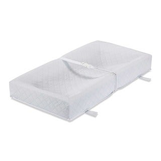 L.A Baby Combo Pack with 4-sided Changing Pad and Terry Cover