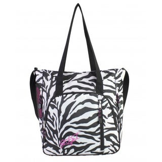 Eastsport Zebra Laptop Tote