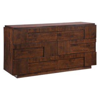 Walnut San Diego Double Dresser