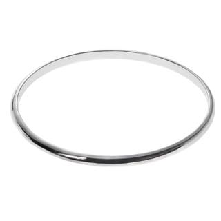 Journee Collection Sterling Silver Bangle Bracelet
