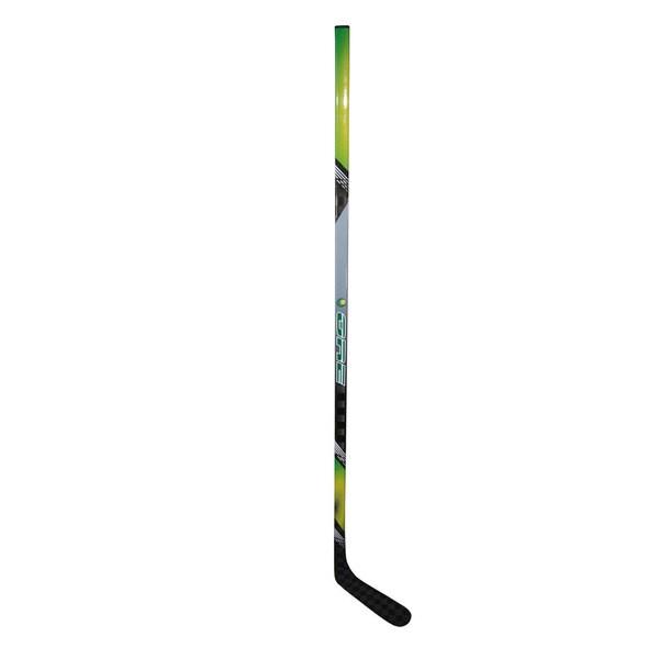 Adult 67-inch Grey/ Yellow 87 Ice Hockey Stick