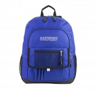 Eastsport Basic Tech Laptop Backpack (Option: Blue)