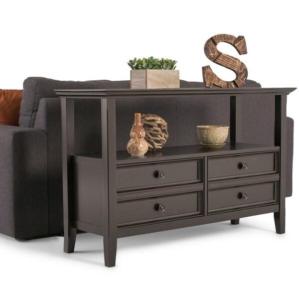 Shop Wyndenhall Halifax Solid Wood 48 Inch Wide