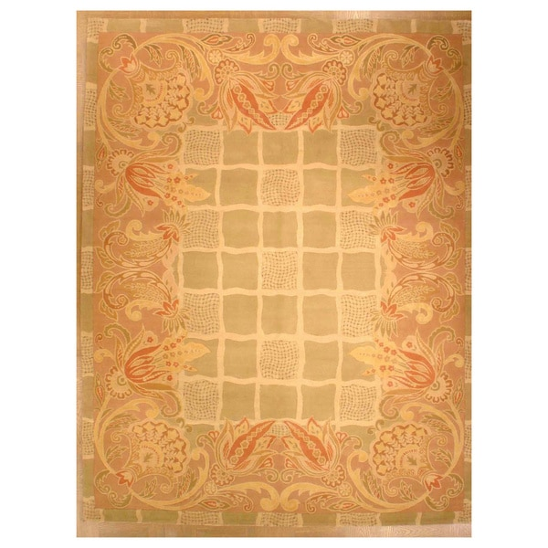 Hand-Knotted Orleans Rug - 8' X 11