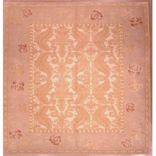 Hand-Knotted Orleans Rug (8' X 11'')