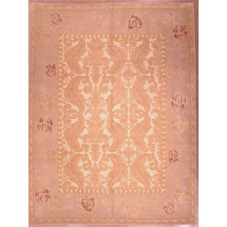 """Hand-Knotted Orleans Rug (7'10"""")"""