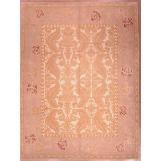 Hand-Knotted Orleans Rug (5'9'' x 8'9'')