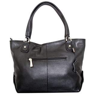 Leatherbay Verona Small Tote Bag
