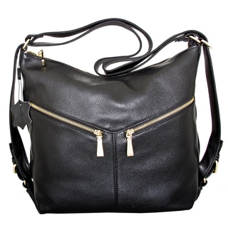 Leatherbay Messina Small Tote Bag