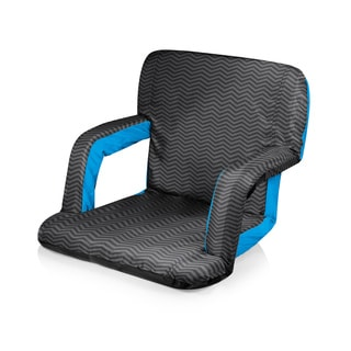 Picnic Time Ventura Waves Portable Recliner Chair