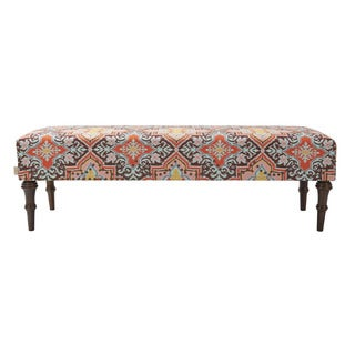 Jennifer Taylor Bently Entryway Accent Bench