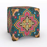 Porch & Den East Austin Brazos Accent Cube