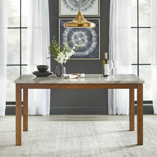 Simple Living Edina Dining Table. Dining Room   Kitchen Tables For Less   Overstock com
