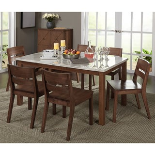 Simple Living 7-piece Edina Dining Set