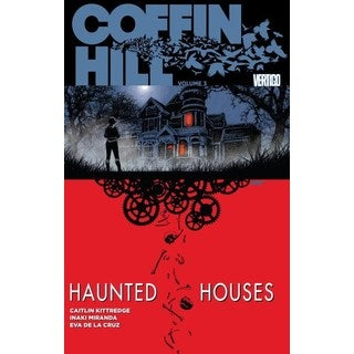 Coffin Hill 3: Haunted Houses (Paperback)
