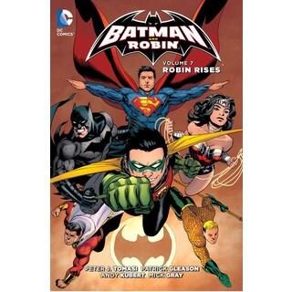 Batman and Robin 7: Robin Rises (Hardcover)