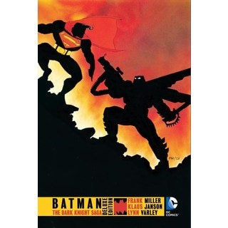 Batman: The Dark Knight Saga (Hardcover)