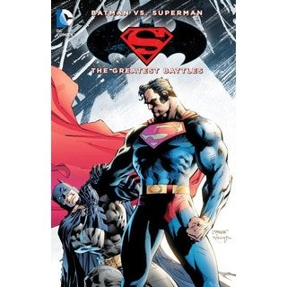 Batman Vs. Superman: The Greatest Battles (Paperback)