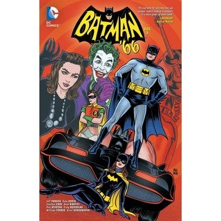 Batman '66 3 (Paperback)