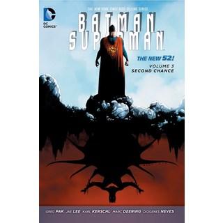 Batman / Superman 3: Second Chance (Paperback)