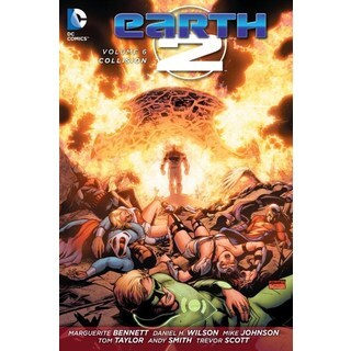 Earth 2 6: Collision (Hardcover)