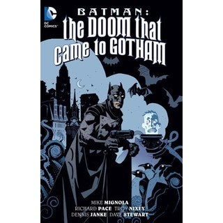 Batman: The Doom That Came to Gotham (Paperback)