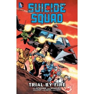 Suicide Squad 1: Trial by Fire (Paperback)
