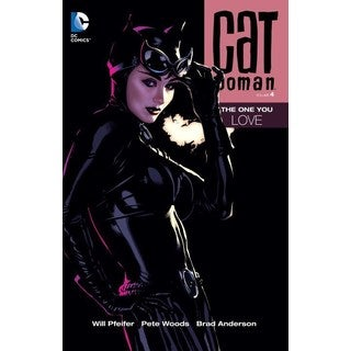 Catwoman 4: The One You Love (Paperback)
