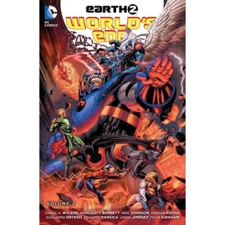 Earth 2 World's End 2 (Paperback)