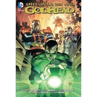 Green Lantern / New Gods: Godhead (Hardcover)